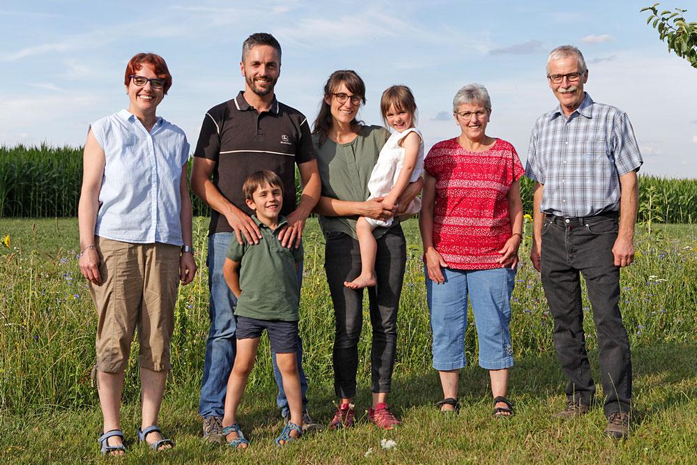 Maientalerhof Familie Lauer